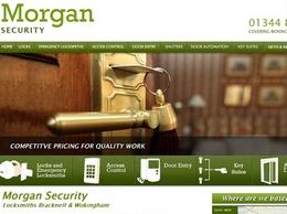 http://www.morgansecurity.co.uk/ website