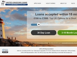 https://www.unitedkingdomloans.co.uk/ website
