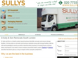 https://www.sullys.co.uk/ website