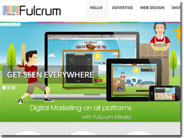 http://fulcrummedia.co.uk/ website