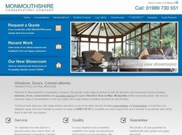 https://www.monmouthshireconservatorycompany.co.uk/ website