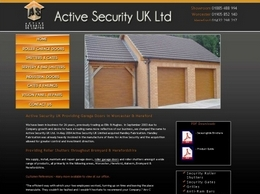 https://www.activesecurityuk.com/ website