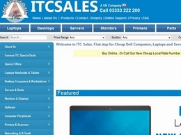 https://www.itcsales.co.uk/ website
