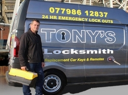 https://www.tonyslocksmith.com/ website