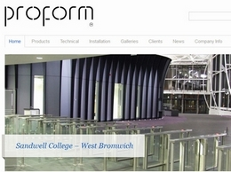 https://www.proformsystems.co.uk/ website