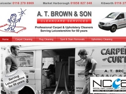 http://www.atbrownandson.co.uk/carpet-cleaning.php website