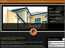 https://clanfieldguttering.co.uk/gutter-repairs/ website
