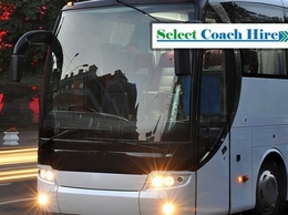 https://selectcoachhire.co.uk/ website