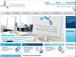 http://www.crusade-cs.co.uk/ website
