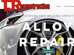 https://www.tjralloywheelrepair.co.uk/ website