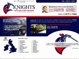 http://www.knightsautorecoveryreading.co.uk website