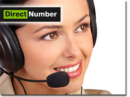 http://www.direct-number.co.uk/ website