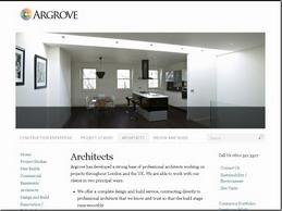 http://argrove.co.uk/ website