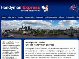 https://www.handymanexpress.co.uk website