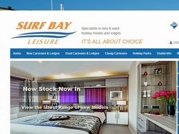 https://www.surfbayleisure.co.uk/ website