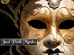 https://www.justposhmasks.com/ website