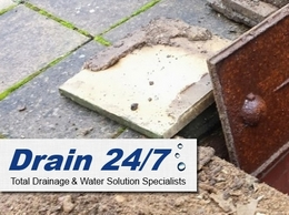 https://www.drain247.co.uk website