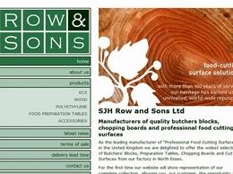 https://www.rowandsons.co.uk/ website