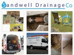 https://www.sandwelldrainage.co.uk website