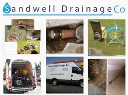 https://www.sandwelldrainage.co.uk website