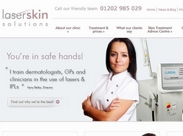 http://www.laserskinsolutions.co.uk website