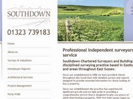 https://www.southdownsurveyors.com website