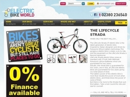 https://www.electricbikeworld.net/ website