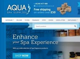https://www.aquaspasupplies.co.uk website