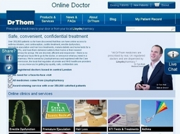 https://onlinedoctor.lloydspharmacy.com/ website