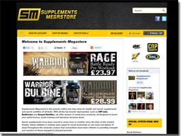 http://supplementsmegastore.com website