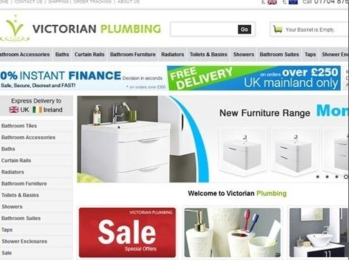 https://www.victorianplumbing.co.uk website