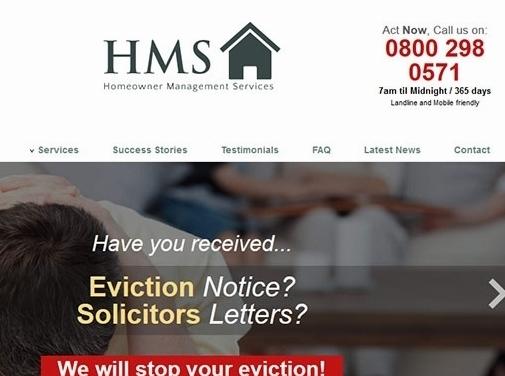 https://www.repossession-expert.co.uk/ website
