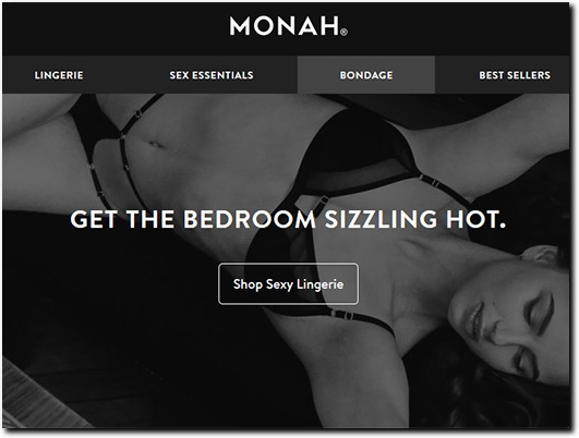 https://www.monah.co/ website