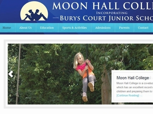 https://www.moonhallschoolreigate.co.uk/ website