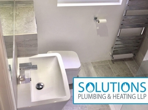 https://www.solutionsplumbing.co.uk/ website