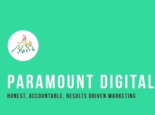 https://paramountdigital.co.uk/ website
