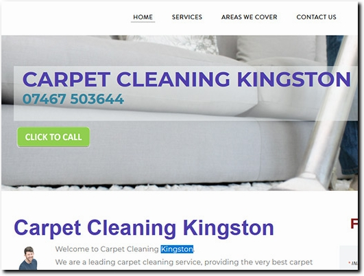 https://www.carpet-cleaning-kingston.co.uk/ website
