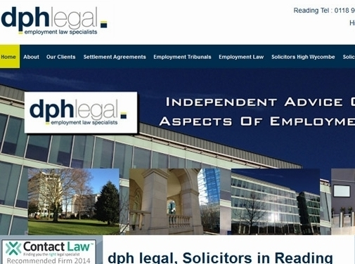 https://www.dphlegal.com/employment-solicitors-high-wycombe/ website