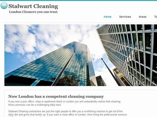https://www.stalwartcleaning.co.uk/ website