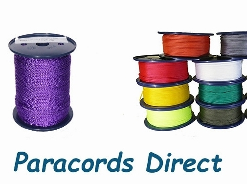https://www.paracordsdirect.co.uk/ website