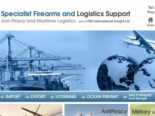 https://www.firearms-logistics.com/ website