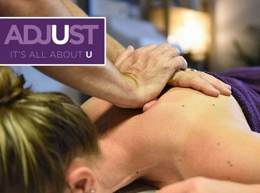 https://www.adjustmassage.co.uk/ website