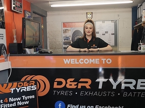 http://www.dandrtyres.co.uk/ website