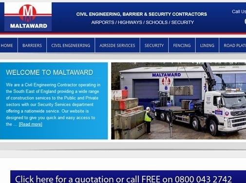 https://www.maltaward.co.uk/ website