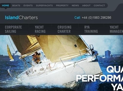 http://www.islandcharters.co.uk/ website