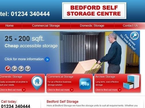 https://www.bedfordselfstorage.co.uk/ website