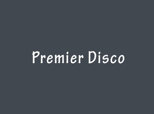 https://premierdisco.co.uk/ website