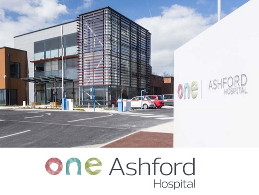 https://www.onehealthcare.co.uk/ashford/ website