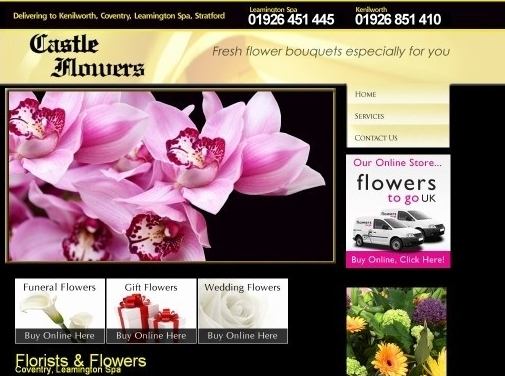 https://www.budsandbows-flowers.co.uk website