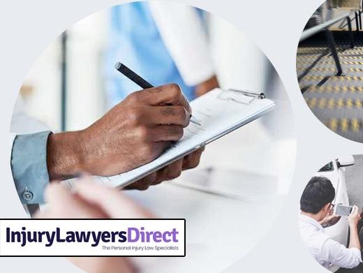 https://www.injurylawyersdirect.co.uk/ website